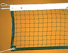 Tennis Net - 12.72m wide Single Net Layer