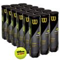 Wilson US Open - 72 Ball Carton (4 Ball Can)