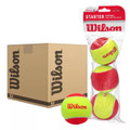 Wilson Red Stage - 72 Tennis Ball Box