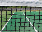 Tennis Net - Premier 3/4 Drop 42ft.