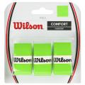 Wilson Pro Overgrip 3 Pack Fluoro Green