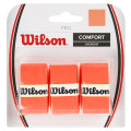 Wilson Pro Overgrip 3 Pack Orange