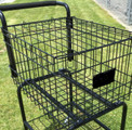 Tennis Ball Coaching Cart