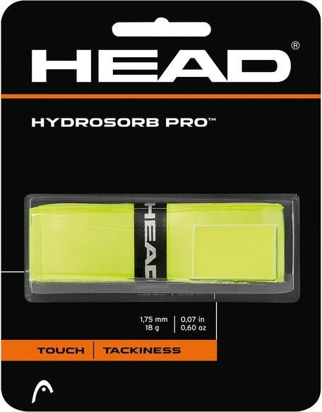 Head HydroSorb Pro Replacement Grip Yellow