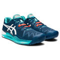 Asics Gel Resolution 8 Mako Blue/White Men Shoes