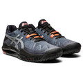 Asics Gel Resolution 8 Black/Sunrise Red Men Shoes