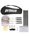 Prince 4 Piece Volt Badminton Kit
