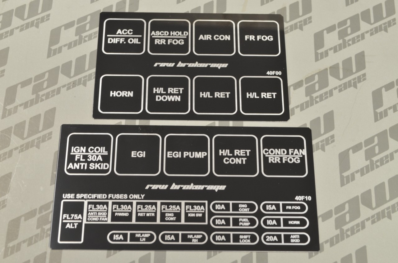 1991 nissan 240sx fuse box diagram 1991 chevy silverado