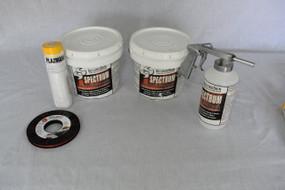 Spectrum Gun/Bottle/PlastiWrap/WireTape Bundle