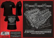 2V-3V-4V ENGINE T-SHIRT