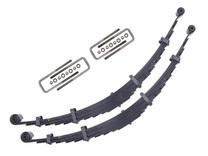 2010-2014 FORD RAPTOR ANTI-WHEEL HOP DEAVER LEAF SPRINGS