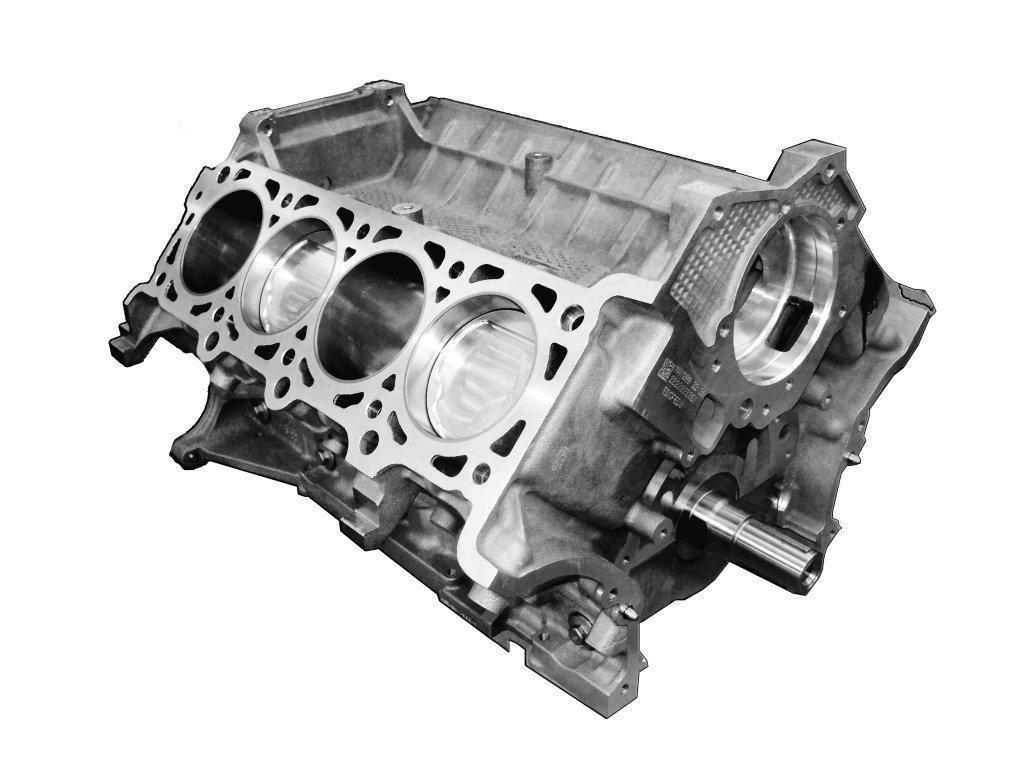 Ford Lightning Specs >> JDM 298E 2005-2010 3V Mustang Stroker Short Block - JDM ...