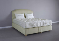 1.c Vi-Spring Kingsize Herald Superb Divan set £2500.00