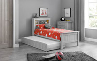 Dove Grey Guest Bed