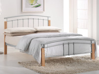 The Tetras Bedstead by Birlea From £99.95