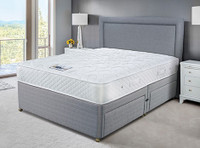 The Sleepeezee Fab Pocket Memory Divan Set From £349.95