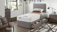 The Silentnight Twinstore Divan Set From £299.95