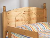 The football headboard From £79.95