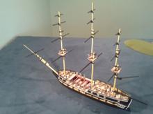18mm Frigate HMS Cyane