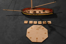 Gunboat Markers and Templates