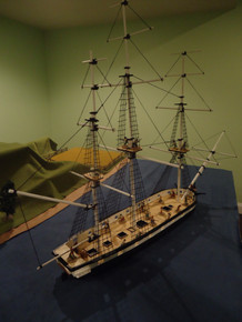 28mm Sloop of War - USS WASP
