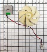 LG Electronics Refrigerator Evaporator Fan Motor 4681JB1029A with Fan