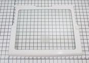 GE Refrigerator Slide Out Shelf Assembly Spill Proof (OEM) WR71X10296
