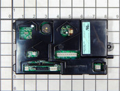 GE Dishwasher Main Control Module Assembly Board WD21X10363