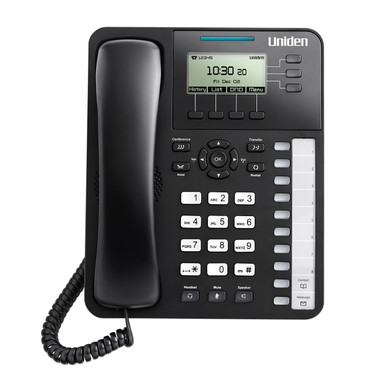 Uniden Mid Level SIP Telephone UIP3000