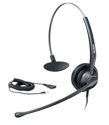 Yealink Wideband Headset for Yealink IP Phones YHS33