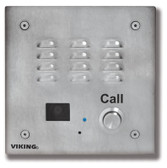 Viking Electronics Doorbox with Color Video Camera W-3005
