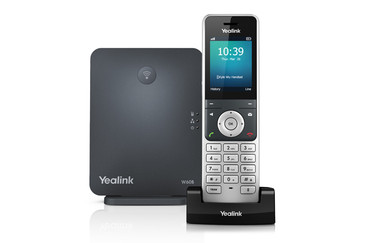 Yealink Dect IP Phone Package W60B and W56H W60P
