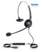 Yealink Wideband USB Headset for IP Phones UH33