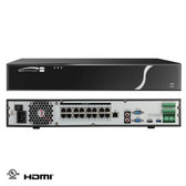 SPECO 16 Channel Network 8TB NVR N16NXP8TB