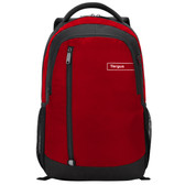 Targus 15.6[dquote] Sport Backpack, Red TSB89103US