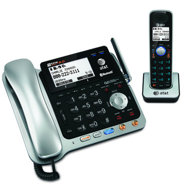 2-line Corded/Cordless with ITAD