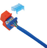 IC1078E5OR - Cat5 Jck ORANGE