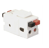 MODULE,SPEAKER,DUAL,FRONT/BACK BUTTON,WH