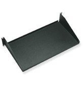 RACK SHELF, 10in DEEP SINGLE, 2 RMS