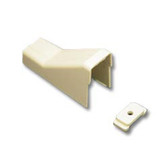 CEILING ENTRY AND CLIP 3/4 WHITE 10PK