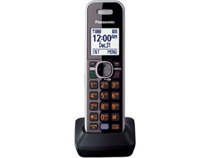 Additional Cordless Handset in Silver