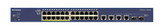NETGEAR 10/100 24 port wth 12PoE Switch