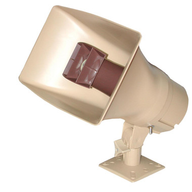 30Watt 1Way Paging Horn - Beige
