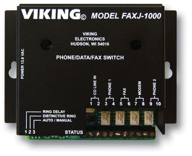 FaxJack Phone/Fax Switch