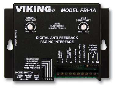 Viking Feedback Eliminator