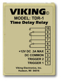 Viking Time Delay Relay
