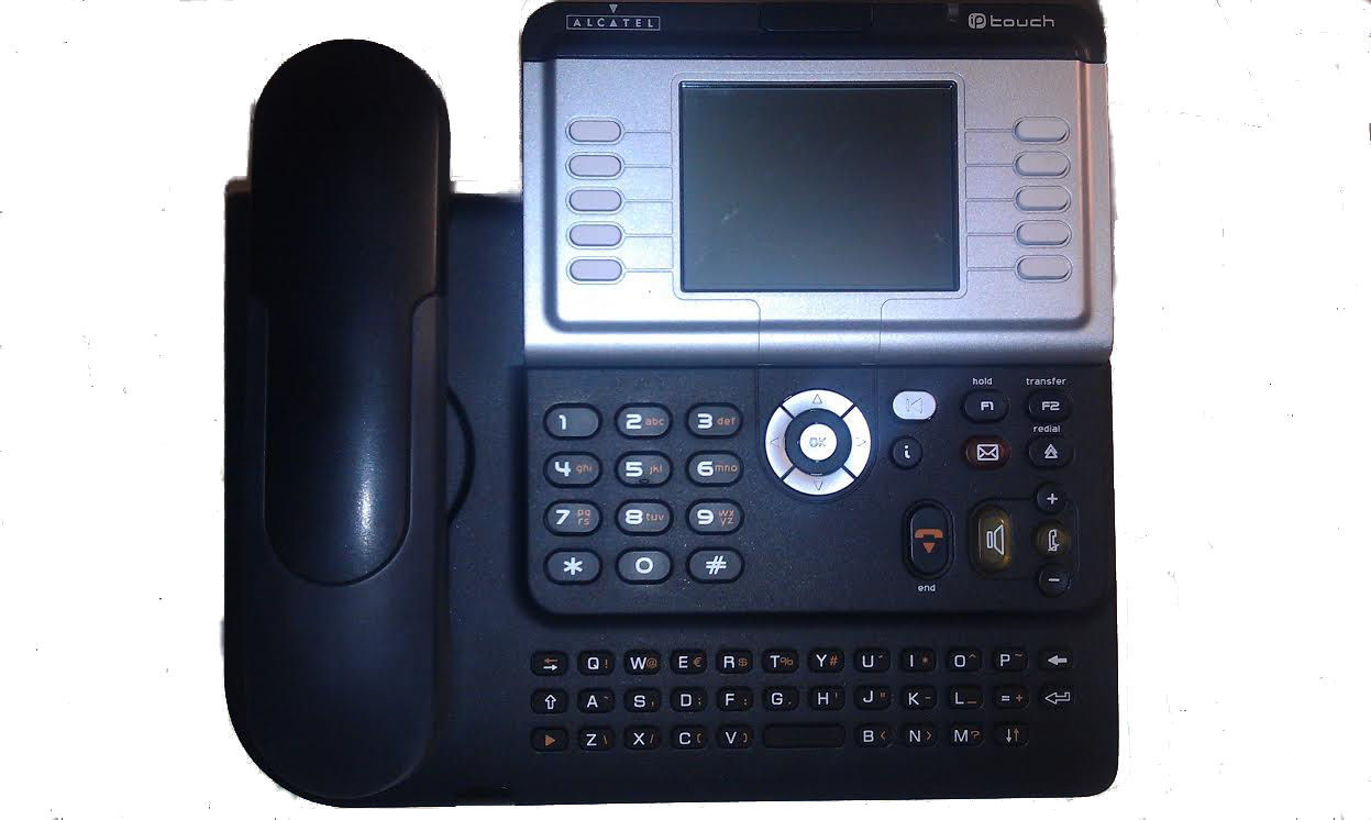 alcatel lucent 4068 ip touch telephone refurbished rh ligasenterprises com alcatel-lucent phone user guide Headsets for 8410D Lucent Phones
