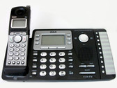 Telefield N.A. RCA 2 Line Dect 6.0 Cordless, Exp, ITAD 25252