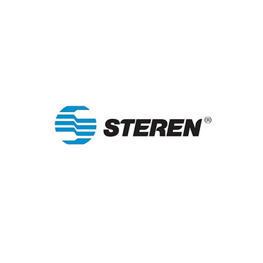 Steren 25' F-F White RG6/UL Cable 205-430WH