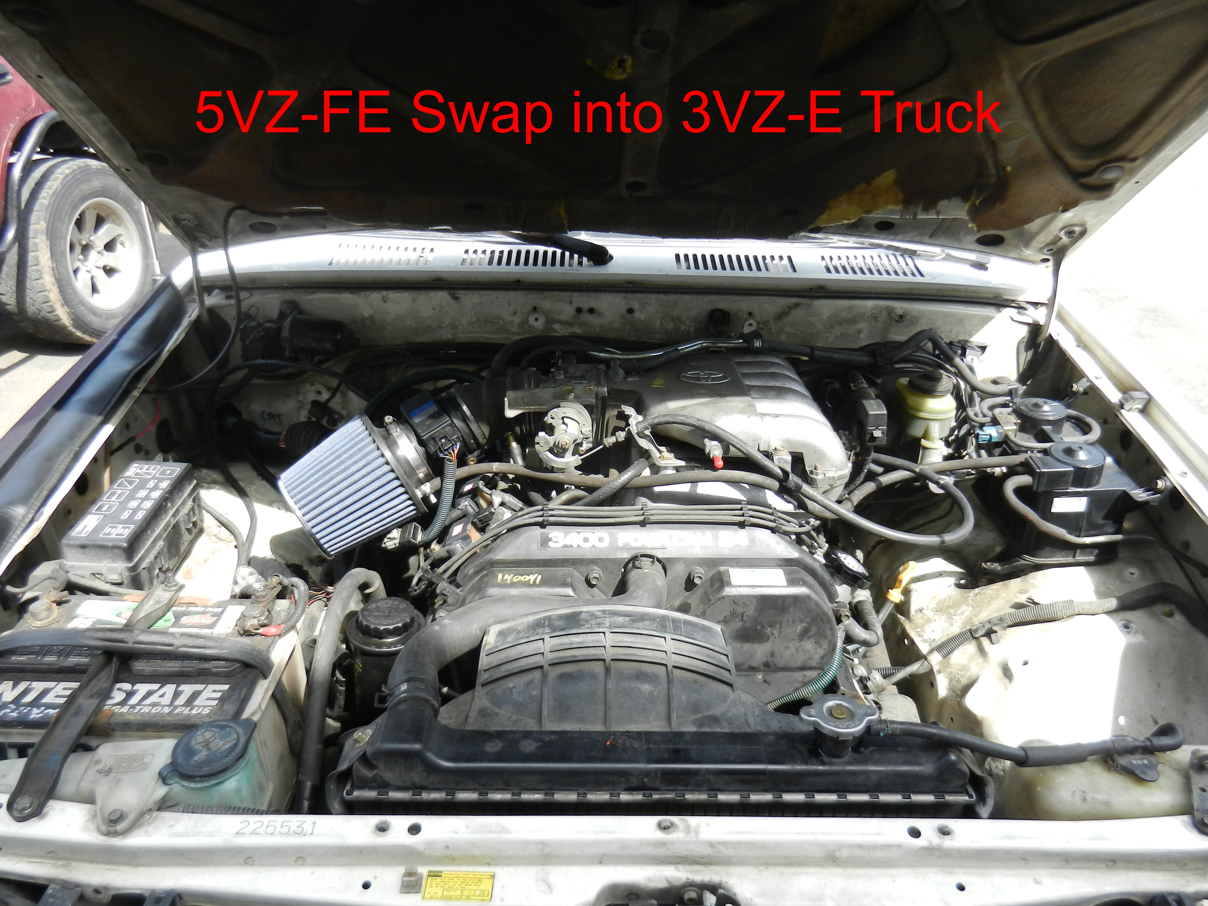 toyota 3 4 swap wiring harness   30 wiring diagram images